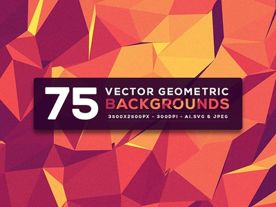 75 Vector Geometric Backgrounds photoshop illustrator creative patterns texture web backgrounds abstract backgrounds abstract backgrounds vector polygon geometric