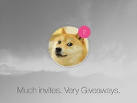 Dribbble Invites - Giveaway