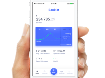 A Simple Banking App