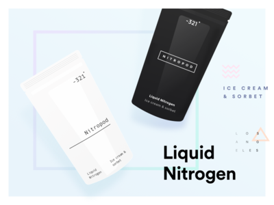 Nitropod — Package Design