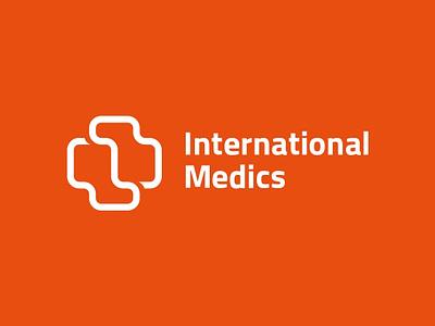 International Medics Logo logo