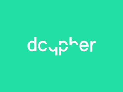 Logo Dcypher cybersecurity logo