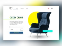 Abstract product web page