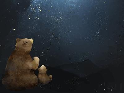 watching the galaxy
