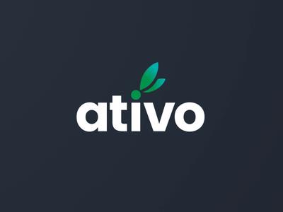 ATIVO logo animation