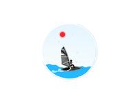 NA DOSKE logo animation