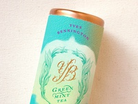 Mint Tea Packaging