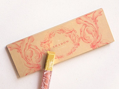 Makeup Illustrated Packaging