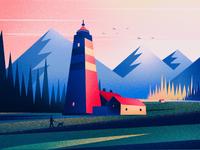 Lighthouse _5_Alesund,Norway🇳🇴.