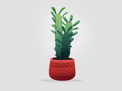 Flowerpot light green pot bugs flower illustrations flowerpot illustration