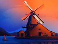 De Huisman_Mill