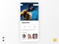 IMDB - Aquaman page