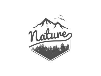 Nature vector vector art illustration
