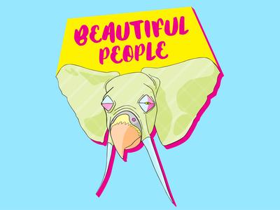 Beautiful People Dribbble