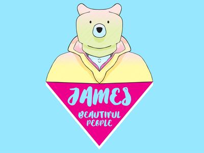 Beautiful People - James