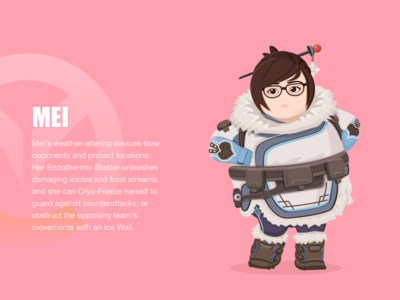 Overwatch - Fat version