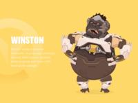Overwatch - Fat version
