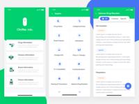 Drug Information Mobile App