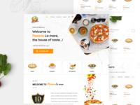 Restaurant_Online Shop