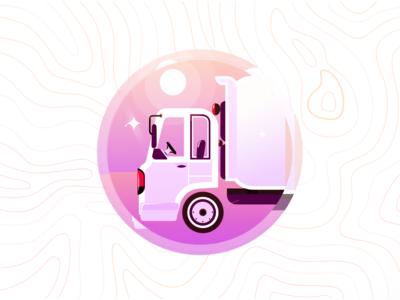 #4 : DDI Badges :  Truck Badges