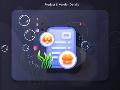 Scuba Product and vendor details