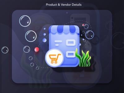 Scuba Online Store/Cart  Details 🛍