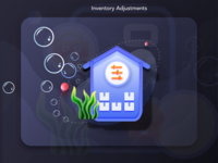 Scuba Online Store - Inventory Adjustments Icon