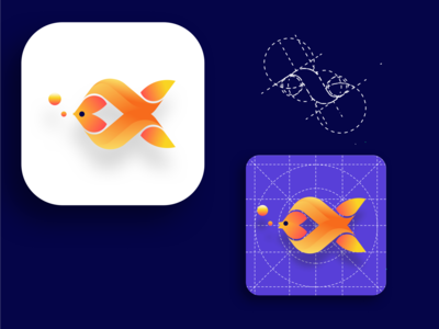 Icon Fish For iOS