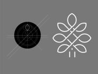 Tree Logo and Icon icon designer line icons web illustrations flat ux ui line icon vector design icons icon grid tree george bokhua logo branding illustration