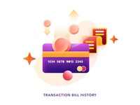 HISTORY OF TRANSACTION