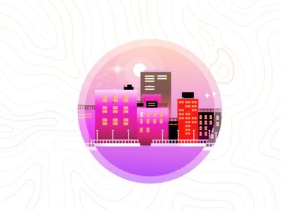 #2 DDI-Michelin Badge: Cityscape Badge