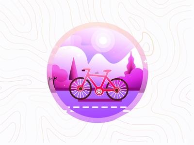 #2DDI-Michelin Badge: Cycle