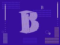 3D Alphabet Posters