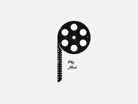 Movie logo vi design
