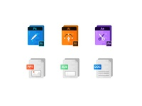 Document-file Icons