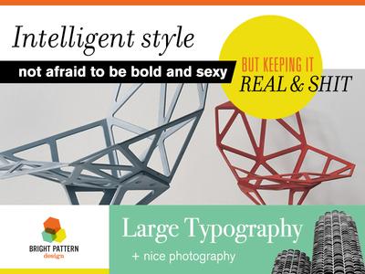 Bright Pattern Design moodboard moodboard graphic design brand style color