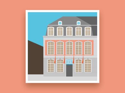 Formsaachen Aachen Couvenmuseum Illustration