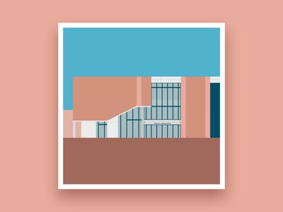 Formsaachen Aachen RWTH Kármán-Auditorium Illustration