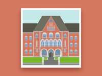 Formsaachen Aachen District Court Illustration