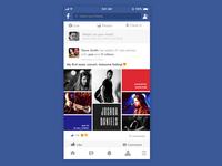 Facebook - As it is again!