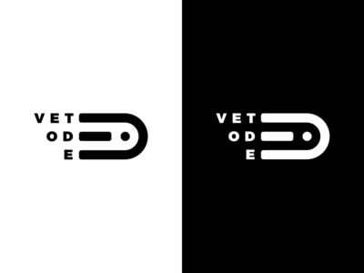 Vetode Logo - Website Coming Soon e d logo d logo e logo design branding logo