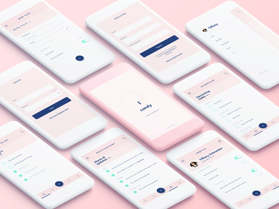 Free UI Kit - Candy
