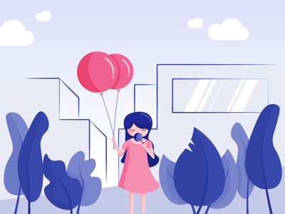 2 Dribbble Invites! invitation invite dribbble girl illustration art graphic design