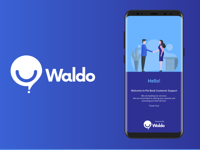 Waldo customer support process design app mobile ux ui