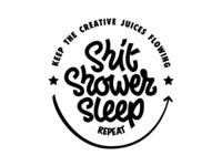 ShitShowerSleepRepeat