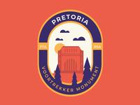 Pretoria Badge Logo