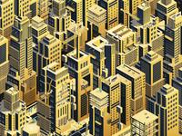 Core Isometric City