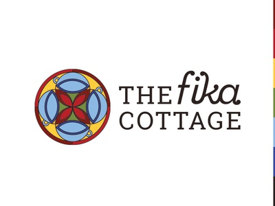 The Fika Cottage Logo