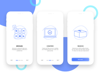 Onboarding - Daily ui 23