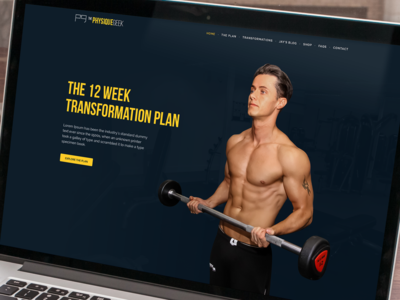The Physique Geek Hero